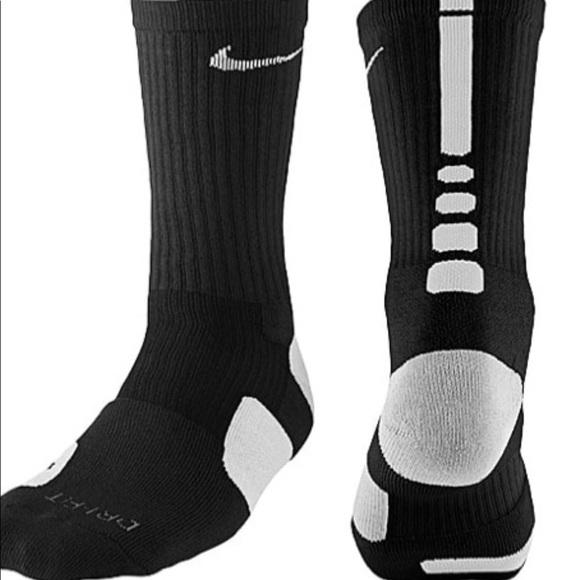 Nike Basketball Dri Fit Socks (Men's or Women's)